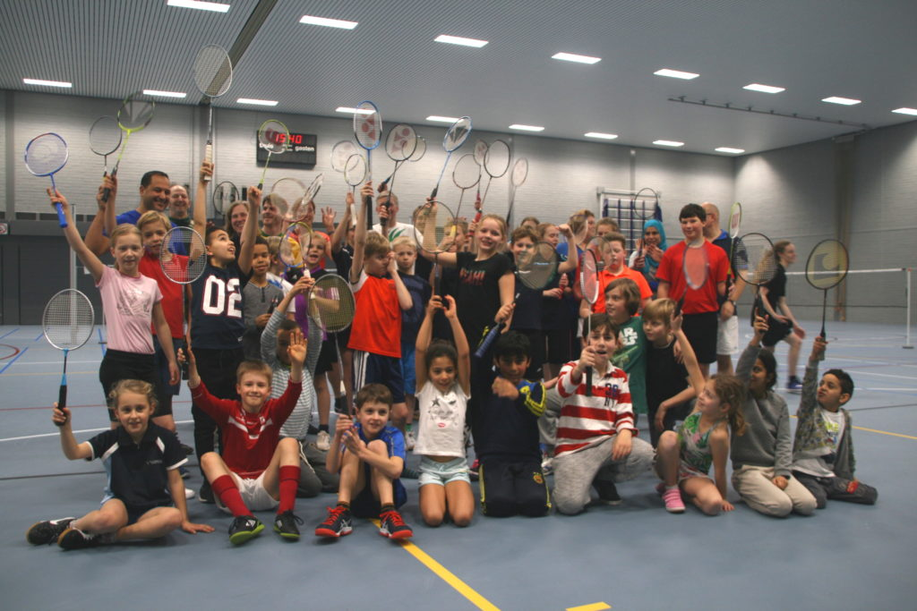 badminton information in english